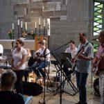 """Jugend Konzert mit der Band """"Just believe"""", München"""