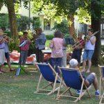 Abendmusik mit Chor und Posaunenchor