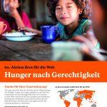Spendendank Brot für die Welt