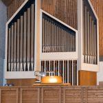 Die Simon-Orgel der Gnadenkirche
