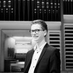 Orgel und Lesungen mit Constantin Scholl