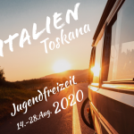 Jugendfreizeit in der Toskana