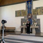 Gottesdienst zu Gründonnerstag aus der Gnadenkirche Dachau (09.04.2020)