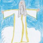 Ich glaube, Gott ist wie…